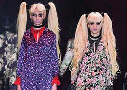Paris Moda Həftəsindən FOTOlar