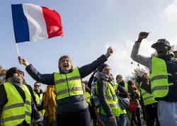 Fransada 233 nəfər saxlanıldı