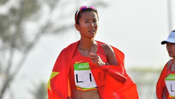 Olimpiya çempionu yeni dünya rekordu müəyyənləşdirdi