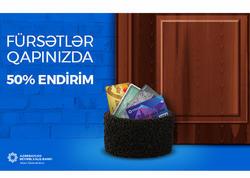 Azərbaycan Beynəlxalq Bankından plastik kartlarda Novruz endirimləri!