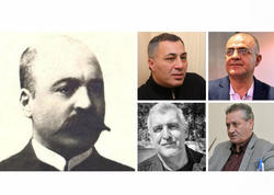 """""""A geridə qalmışlar..."""" - Mirzə Cəlil haqqında yazıçılarla <span class=""""color_red"""">SORĞU</span>"""
