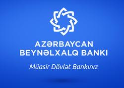 Azərbaycan Beynəlxalq Bankından maraqlı Novruz mesajı