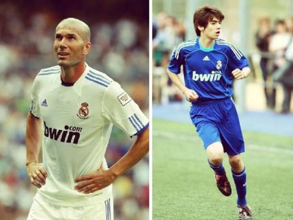 Futbol dünyasının məşhur ata və oğulları - FOTO
