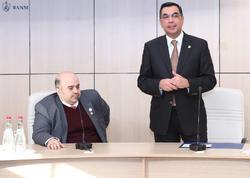 SOCAR KBR-ın rəhbərliyi Bakı Ali Neft Məktəbinin tələbələrilə görüş keçirib