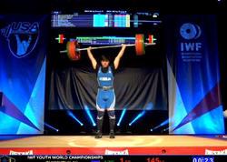 Azərbaycan idmançısı dünya üçüncüsü oldu