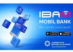 IBAm mobil əlavəsi yeniləndi - Ən çox hökumət ödənişləri artıq bu tətbiqdə