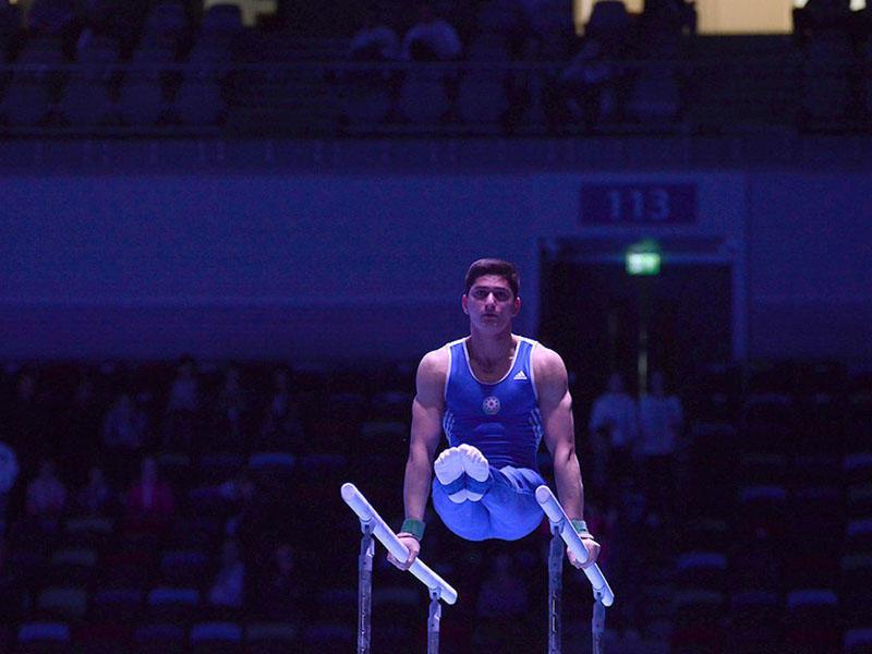 Daha iki gimnastımız Dünya Kubokunda finala çıxdı