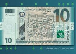 """Köhnə 10 manatlıq əskinasları dəyişmək lazımdır? - <span class=""""color_red"""">Mərkəzi Bankdan rəsmi cavab</span>"""
