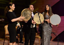 Muğam Mərkəzində konsert keçirilib - FOTO
