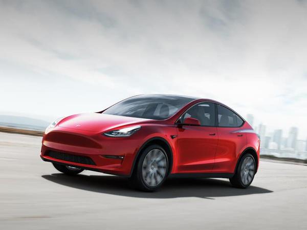 Tesla Model Y-ı təqdim edib ( - VİDEO