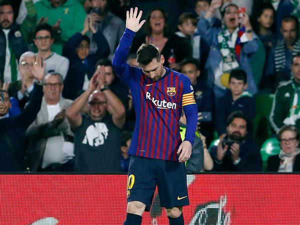 """""""Messi ilə eyni dövrdə yaşamaq xoşbəxtlikdir"""" - <span class=""""color_red"""">Valverde</span>"""