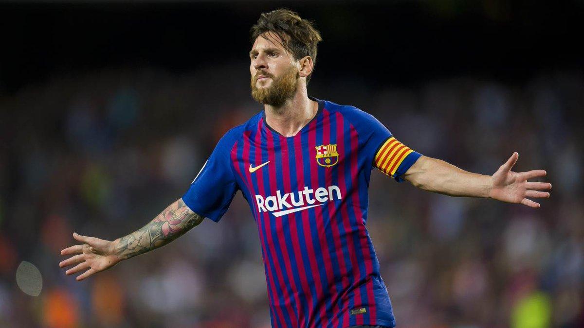 Messi Xavi və İnyestanı arxada qoydu
