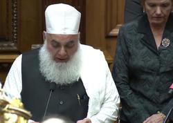 Yeni Zelandiya parlamentində Qurani-Kərim oxundu