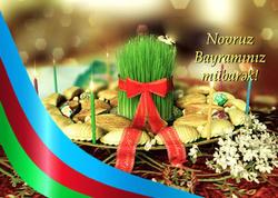 DTX KİV nümayəndələrini Novruz bayramı münasibətilə təbrik edir