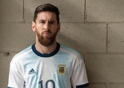 """Messi və Dibala millinin yeni formasını təqdim etdi - <span class=""""color_red"""">FOTO</span>"""