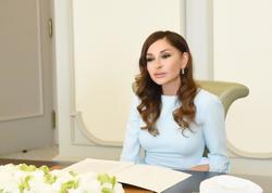 Birinci vitse-prezident Mehriban Əliyeva Azərbaycan xalqını Novruz bayramı münasibətilə təbrik edib
