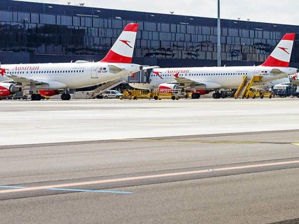 Vyana aeroportu genişlənir