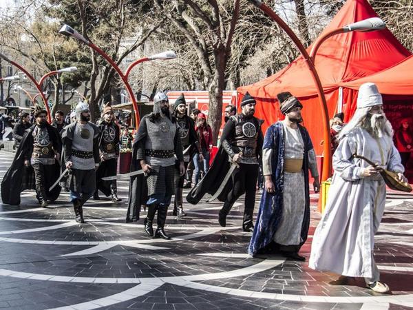 """Bu gündən Bakıda Novruz festivalı başlayır - <span class=""""color_red"""">Fərqli şeylər olacaq - YENİLƏNİB - FOTO</span>"""