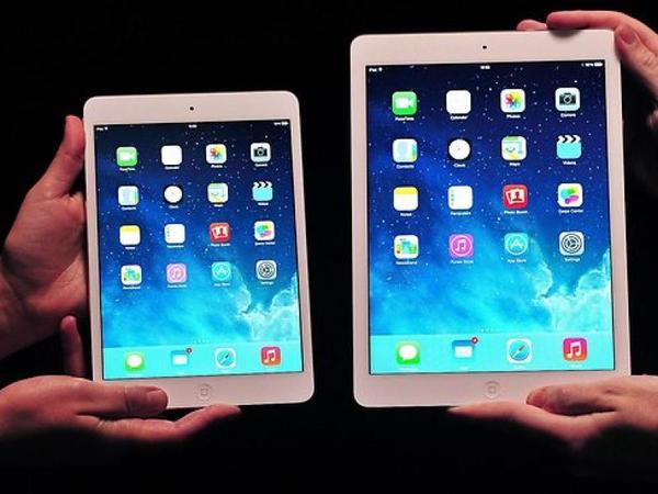 iPad Air və iPad Mini göstərildi