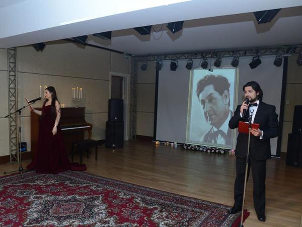 Xalq artisti Hüseynağa Sadıqovun xatirəsi yad olundu