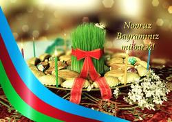 Azərbaycanda Novruz bayramı qeyd edilir