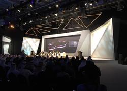TREND İnformasiya Agentliyi BƏƏ-də beynəlxalq forumda Azərbaycanı təmsil edir - FОТО