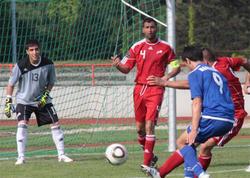 Avro-2019: Azərbaycan ilk oyununda Rusiya ilə heç-heçə edib