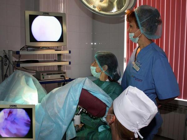 Histeroskopiya haqqında
