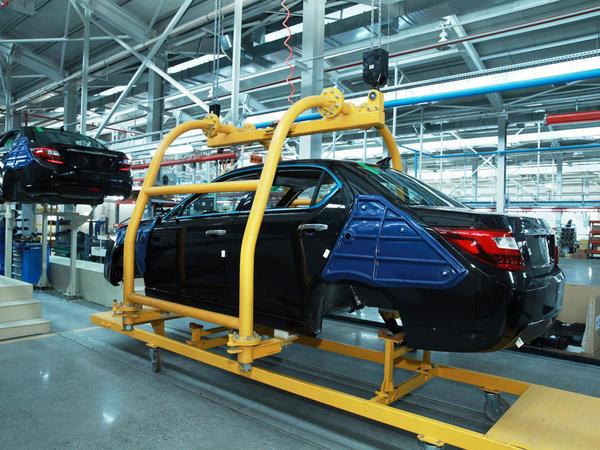 Azərbaycanda ötən il 1286 minik avtomobili istehsal edilib