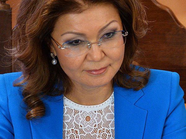 Dariqa Nazarbayeva Qazaxıstan senatının spikeri seçilib
