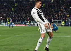 UEFA Ronaldoyla bağlı qərarı açıqladı