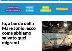 Italiya gəmisi 50 miqrantı xilas edib