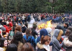 Bakı Novruzu böyük təntənə ilə qeyd edir - FOTO