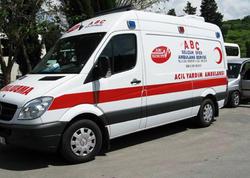 İstanbulda avtobus piyada yoluna çıxıb, yaralananlar var