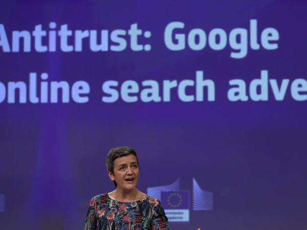 """Avropa İttifaqı Google-ı €1.49 milyon avro <span class=""""color_red"""">cərimə edib</span>"""