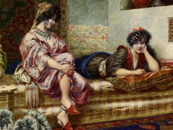 """Osmanlı qadınlarının cinsi həyatı ilə bağlı <span class=""""color_red"""">ŞOK FAKTLAR - FOTO</span>"""