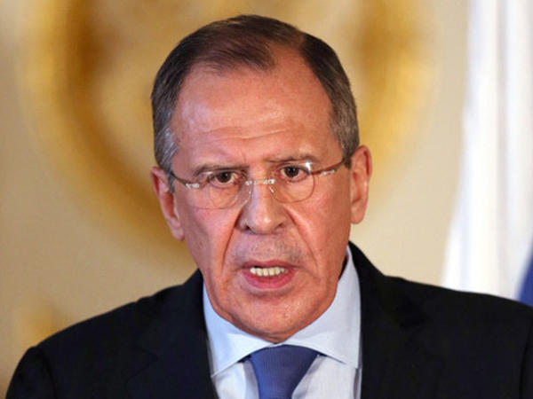 """""""NATO-nun fəaliyyəti təhlükəsizliyin bölünməzliyi prinsipini pozur"""" - <span class=""""color_red"""">Lavrov</span>"""