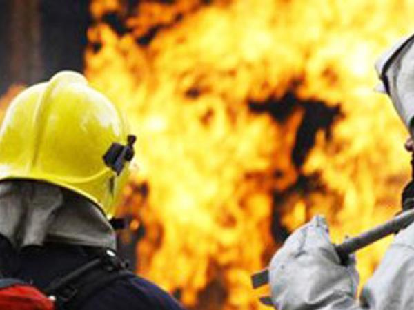 Abşeron rayonunda 3 otaqlı ev yanıb