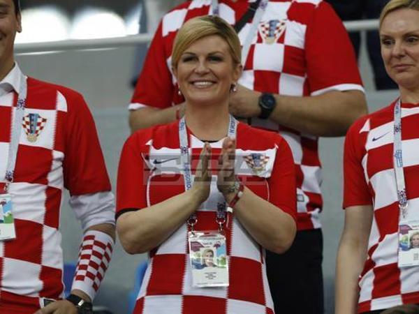 Xorvatiya prezidenti millimizin oyununda