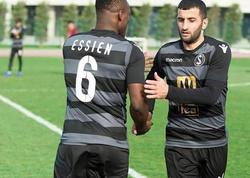 """Esyen """"Səbail""""də ilk oyununa çıxdı"""