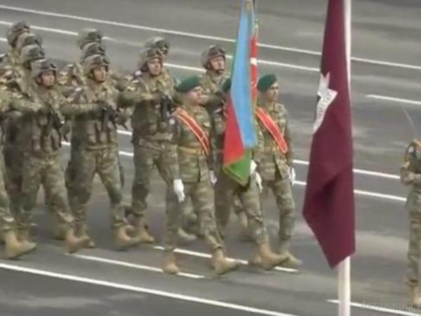 """Azərbaycan hərbçiləri Pakistanda hərbi paradda - <span class=""""color_red"""">FOTO</span>"""
