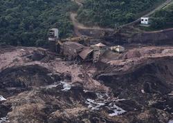 Braziliyada bəndin dağılması nəticəsində ölənlərin sayı 212-yə çatıb