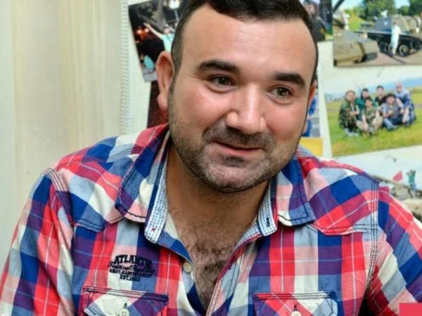 Aydın Xırdalanlı tanınmış aktyorun bibisi OĞLU İMİŞ - FOTO