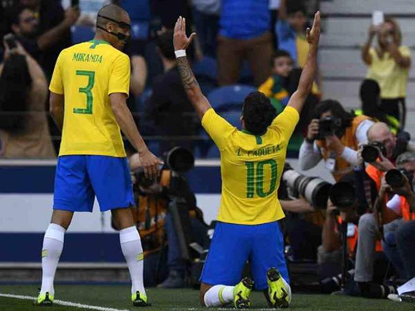 Braziliya Panamaya qalib gələ bilmədi - VİDEO
