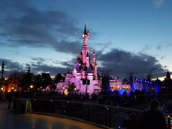 """""""Disneyland""""də həyəcan: insanlar təlaş içində qaçmağa başlayıblar - VİDEO - FOTO"""