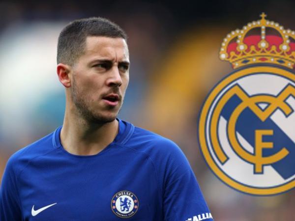 """Hazarddan """"Real Madrid""""ə keçidi haqda açıqlama"""