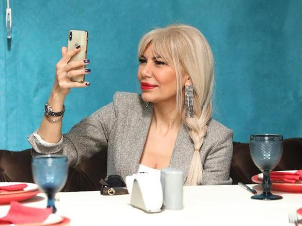 """Nərgiz Cəlilova SİRLƏRİNİ AÇDI: """"O, romantik keyfiyyətlərə malikdir"""" - FOTO"""