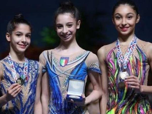 Bədii gimnastımız beynəlxalq turnirdə 2 bürünc medal qazandı