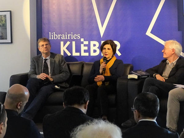 Azərbaycan hekayələri Fransada təqdim olundu - FOTO