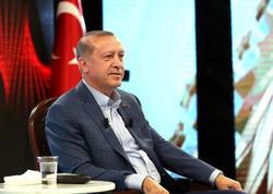 Ərdoğan özünü Atatürkə bənzətdi - VİDEO